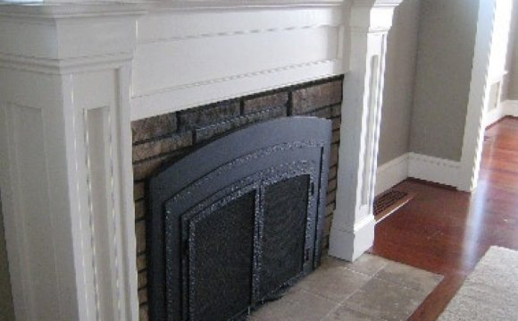Amazing Fireplace Hearth Stone