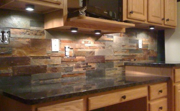 Backsplash Stone Tiles Ideas