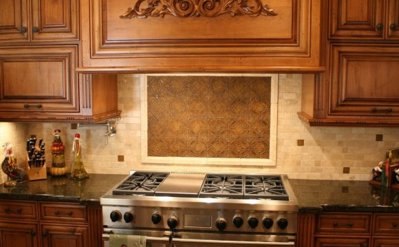 Natural Stone Backsplash Tiles