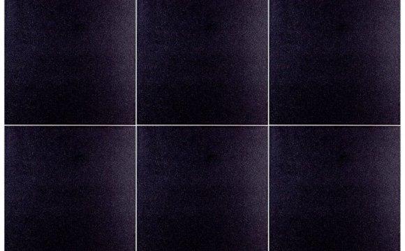 Black Floor Tiles 47677430