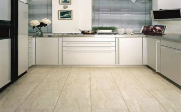On Modern Stone Floor Tile