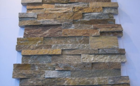 Chinese Honed Rough Slate Wall