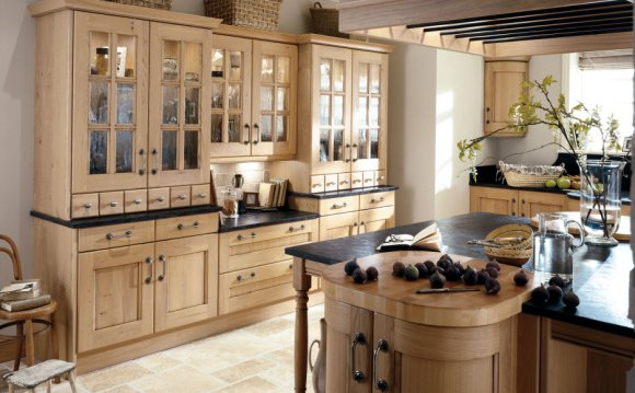 Vintage kitchen designs for