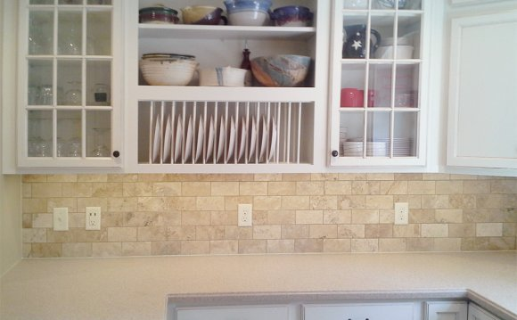 Good Stone Backsplash Tiles