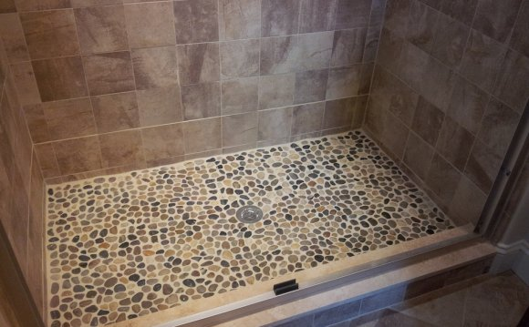 In Tile Shower Designs