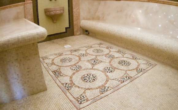 Roman Mosaic Bathroom Tiles