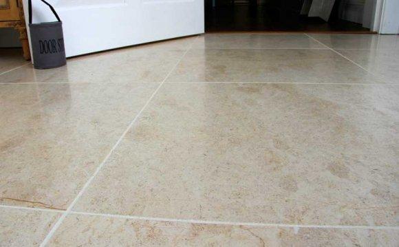 Heligon Limestone floor