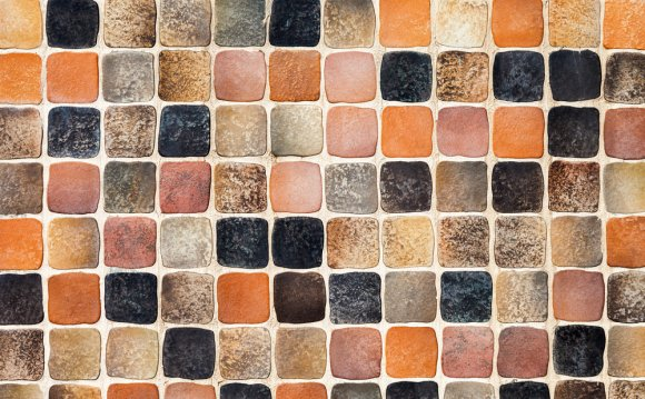 How to clean mosaic tile