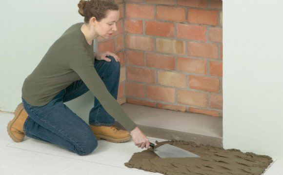 How to Install a Stone Hearth