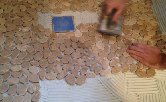 How To Install Stone Tile On A