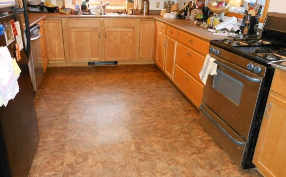 Amazing Kitchen Flooring