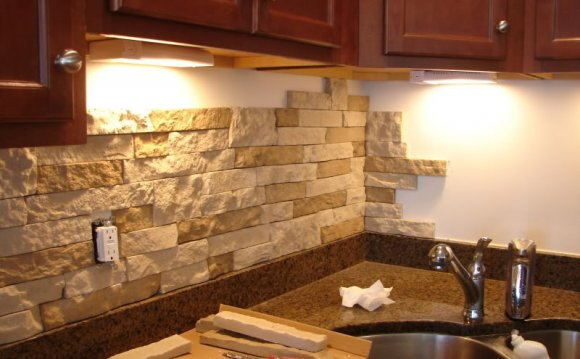 Do It Yourself Backsplash