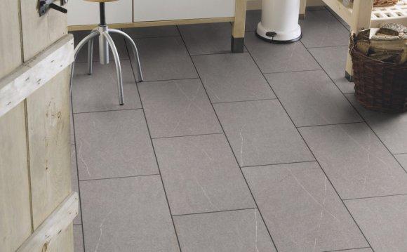 Flooring Stone Tile Effect