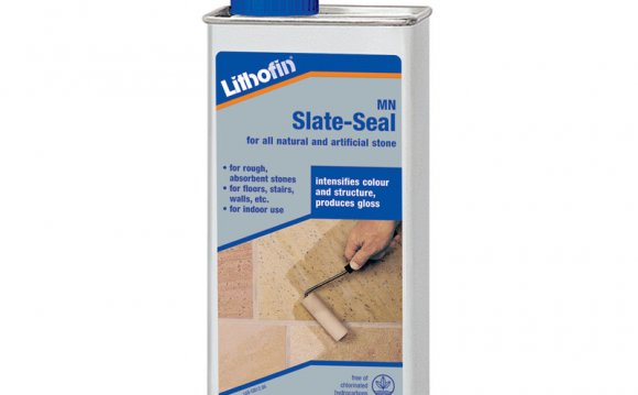 Stone floor tile sealant