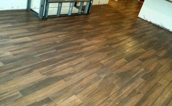 Floor Tile Installation Burr