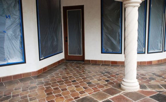 Of Rustico Tile and Stone