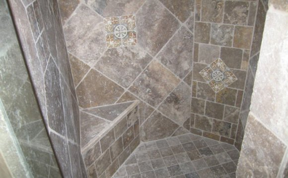 Shower-tile-installation