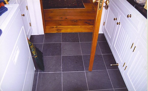 Slate Flooring Tile Picture