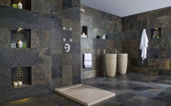 Image of: Slate Tile For