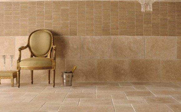 Stone Tile Kitchen Floors