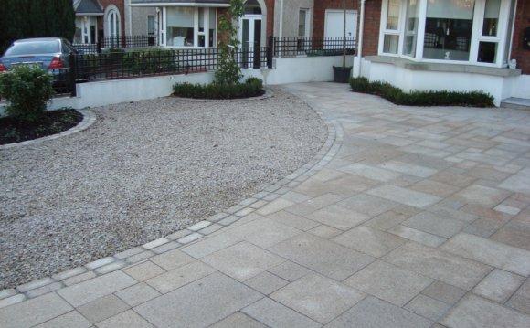 Natural Stone Paving Image 4