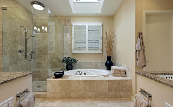 Stone Tile Bathroom 940 Pin