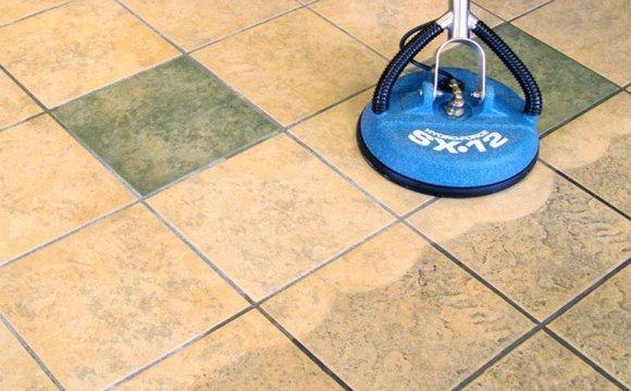 Tile Floor Cleaners Houses