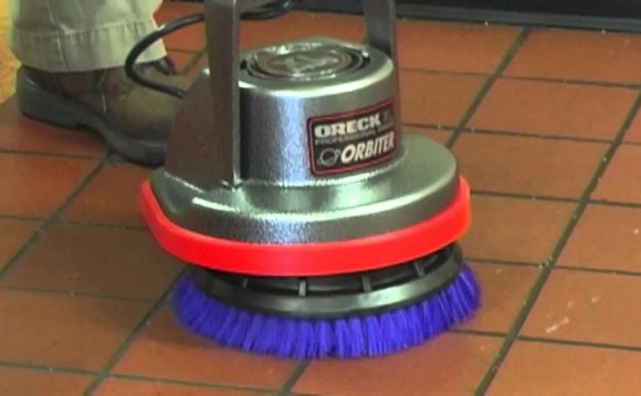 Machine Tile Cleaning Tile