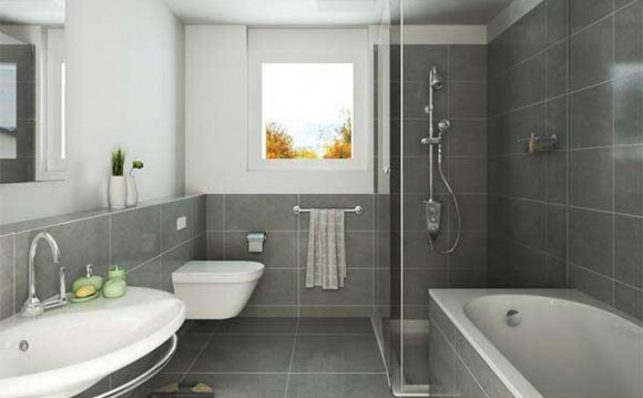 Modern tiles for bathroom