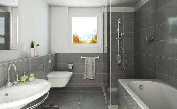 Modern tiles for bathroom
