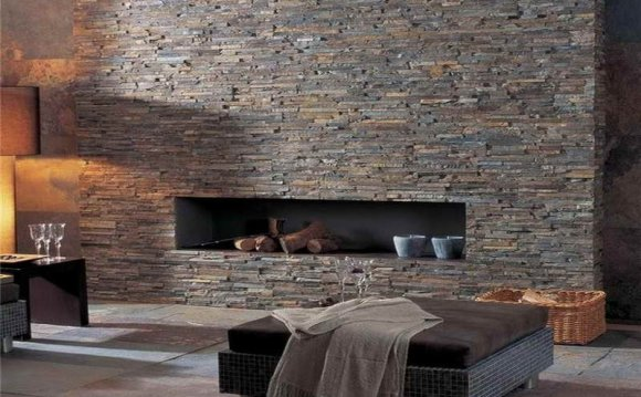 Stone Wall Tiles Ideas Osbdata