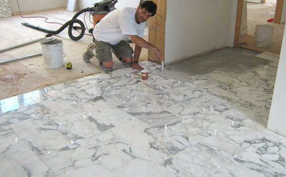 Cost to install stone tile flooring