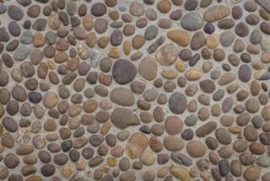 Avoid harsh chemical compounds when you're in doubt regarding the style of pebbles in the floors.