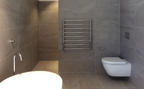 Bluestone tiles for bathrooms