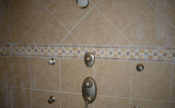 Stone tile shower cost
