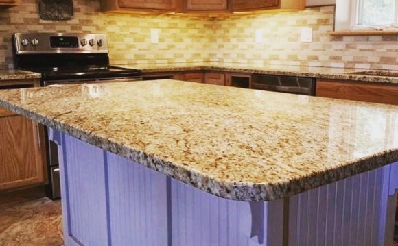 Natural stone slabs countertops