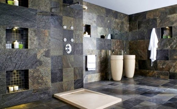 Slate wall Tile Panels