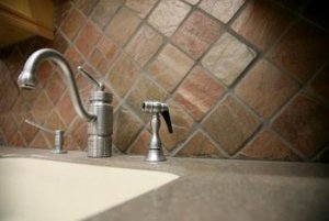 Granite as well as other normal stone tiles require regular cleaning.