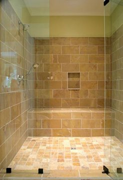 how exactly to eliminate detergent scum from stone showers