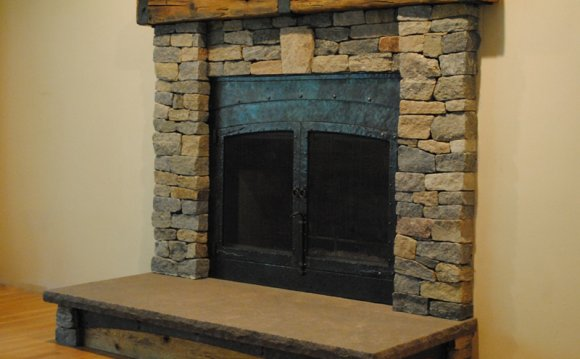 Natural stone Tile for Fireplaces