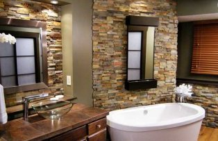 Norstone All-natural Shower rock Veneer Tub