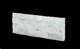 Norstone White Feature Wall Stone