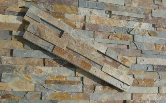 Outdoor stone wall tiles Melbourne