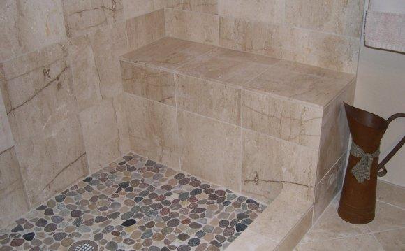 Pebble Stone Tiles For Shower