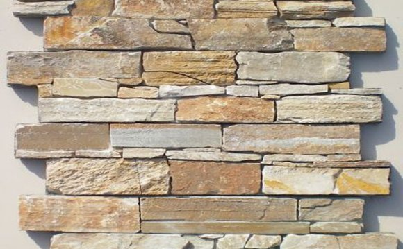 Stack stone wall Panels Sydney