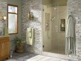 Lowes stone shower tile