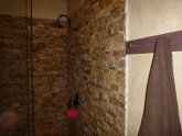 Stacked Stone Tile for shower