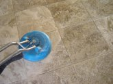 Stone Tile Cleaning and Sealing