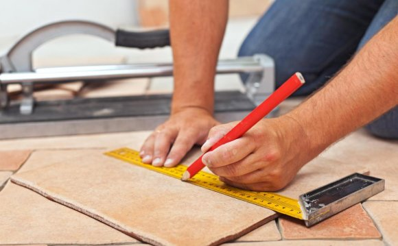 Stone tile installation services