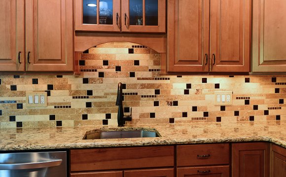 stacked stone tile for kitchen backsplash stone installers rh stormymountaintile com